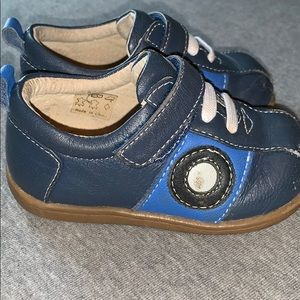 3cd51067cc22d0 See Kai Run Shoes - See Kai Run shoes baby   Toddler size 5 boys